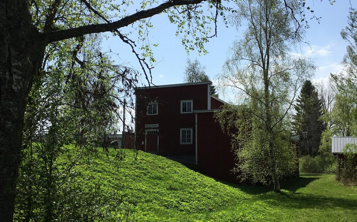Värtsilän myllymuseon kunnostus